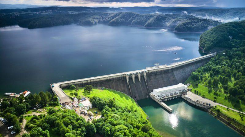 Las represas almacenan esperanza para mitigar las inundaciones