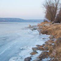 El río Amarillo de China se congela: un Ebro de hielo sorprende a todos