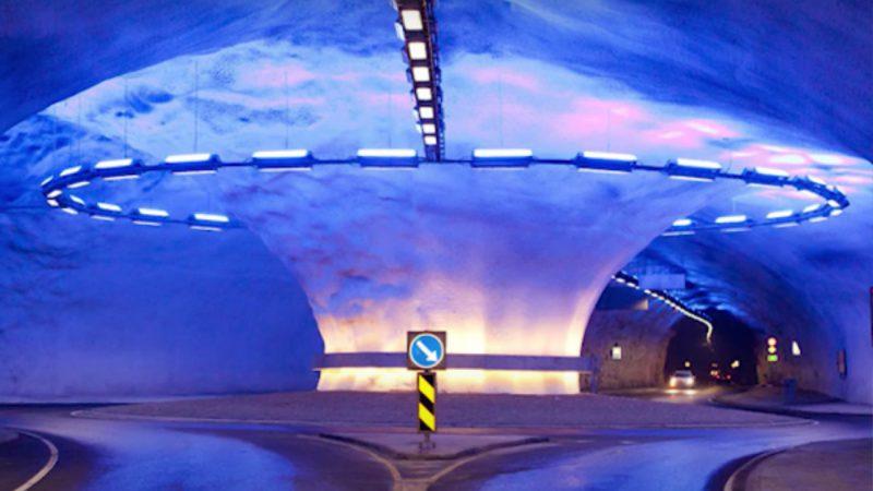 La primera rotonda submarina del mundo ya es una realidad