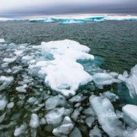El vertido de agua dulce en el Ártico amenaza el clima global
