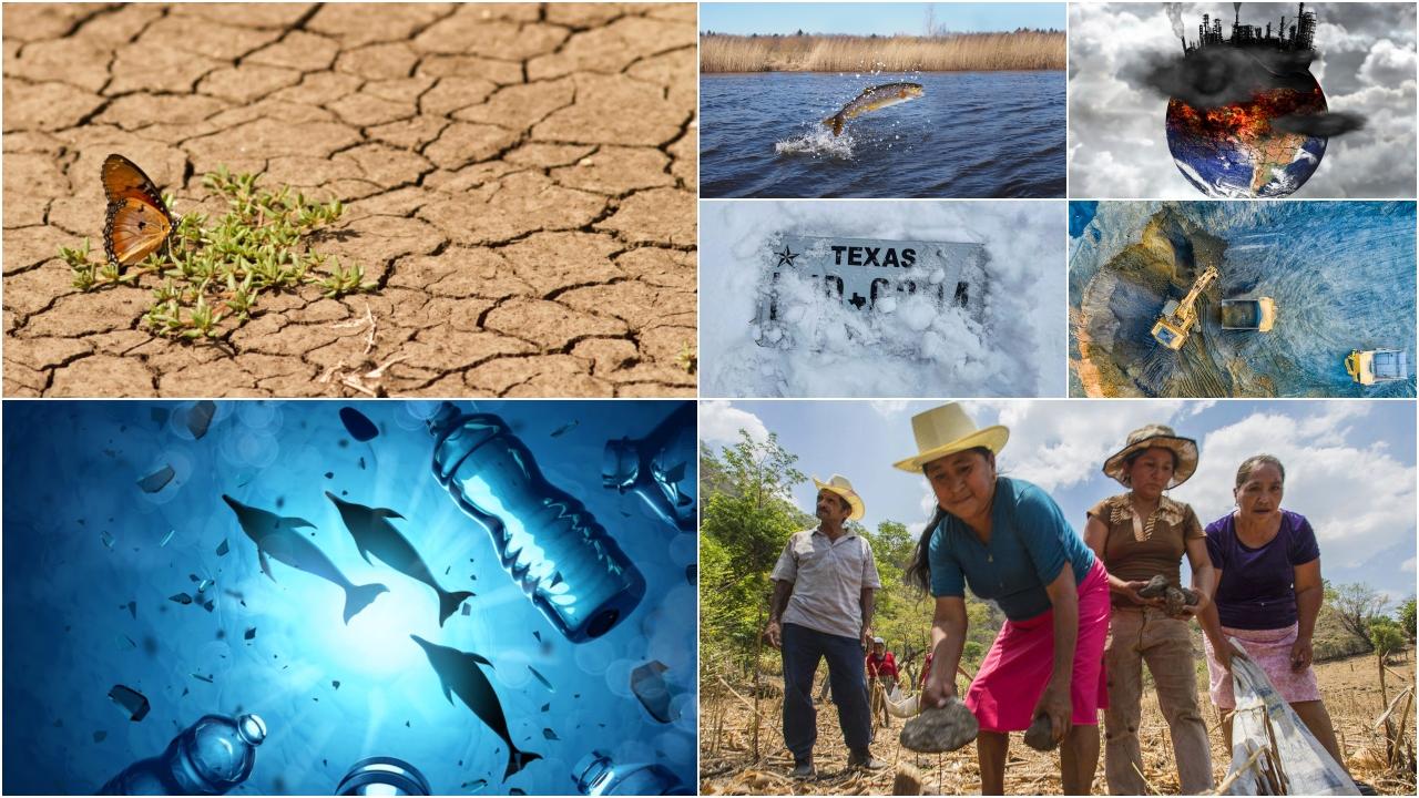 """Construir un futuro resiliente ante un cambio climático """"inevitable"""""""