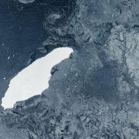 Adiós al A-68A: el iceberg más grande del mundo se desintegra