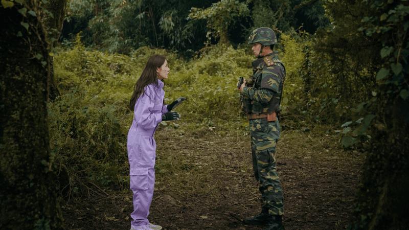 'Crash Landing on You': amor en la zona desmilitarizada de Corea