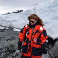 María Campos, una capitana española en la Antártida