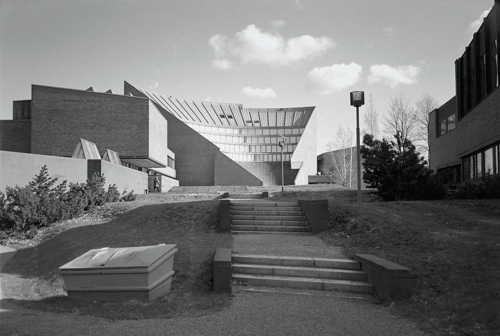 Instituto Politécnico de Tecnología de la Universidad de Helsinki. | FOTO: Claudio Divizia