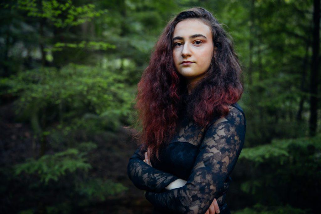 La joven activista ambiental de EEUU Jamie Margolin. | FOTO: Zero Hour