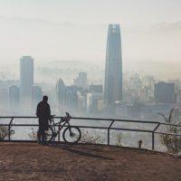 Los chilenos, los más preocupados por la calidad del aire