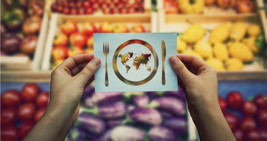 El planeta se reúne para hablar de alimentación