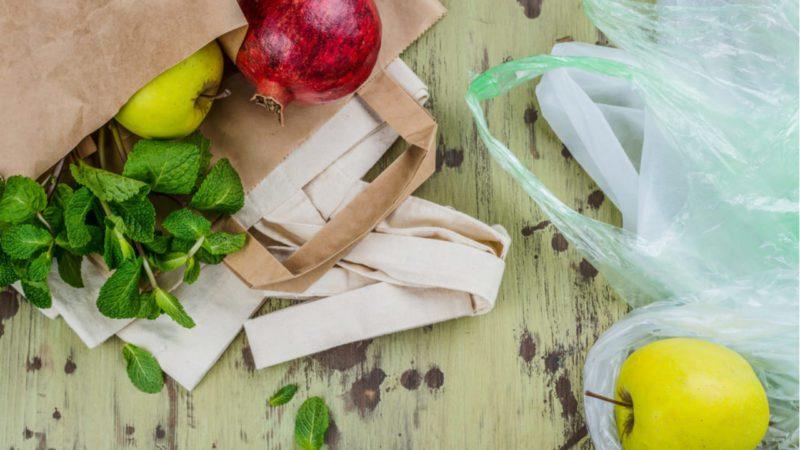 Bolsa de plástico, de papel o de tela: ¿cuál es más sostenible?