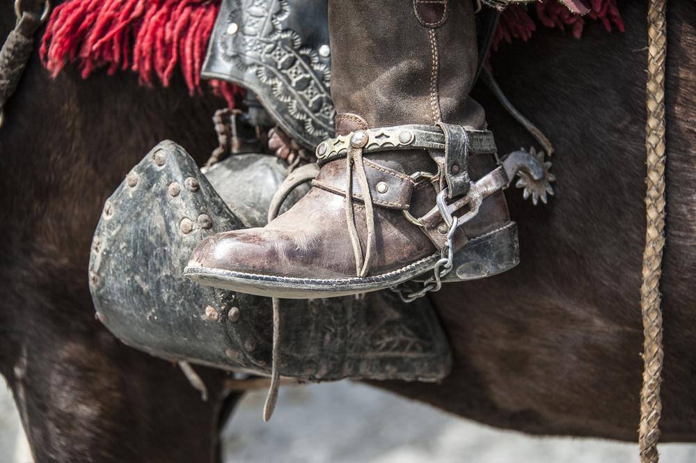 Botas de gaucho.   FOTO: Ksenia Ragozina