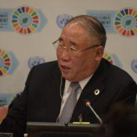 China recupera como negociador a su mejor diplomático del clima