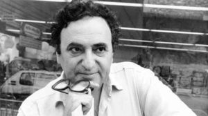 El autor argentino Juan José Saer.