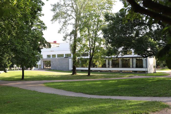 Museo Alvar Aalto en Víborg (Rusia). | FOTO: John Art