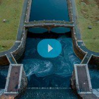 La reconstrucción verde agua