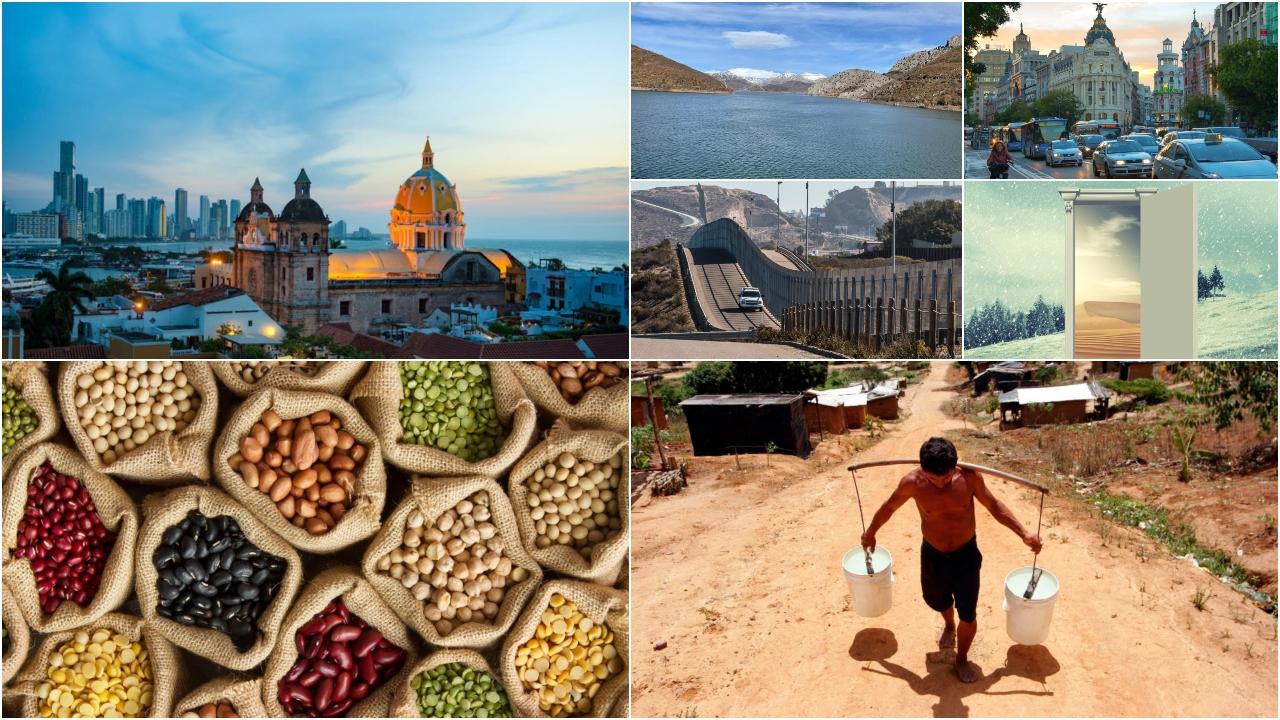 Cartagena de Indias: la transformación a través del agua