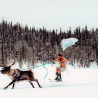 Un pueblo de Laponia lanza una campaña viral contra el cambio climático