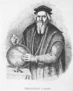 El navegante Sebastián Caboto, quien en 1526 remontó el Río de la Plata, avistado por primera vez en la expedición anterior de Juan Díaz de Solís en 1516.