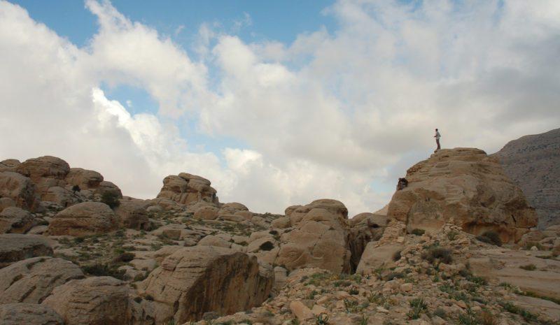 Sela, el milagro del agua en el desierto