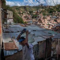 Caracas, la ciudad sin agua corriente