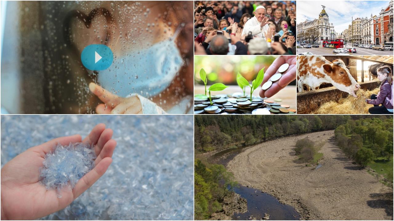 España lidera métodos de control de microplásticos en el agua