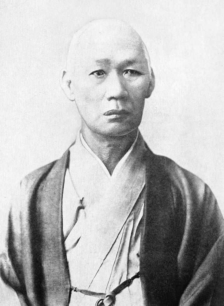 Fotografía de Nakahama Manjiro tomada hacia 1880. | CRÉDITO: Millicent Library Collection