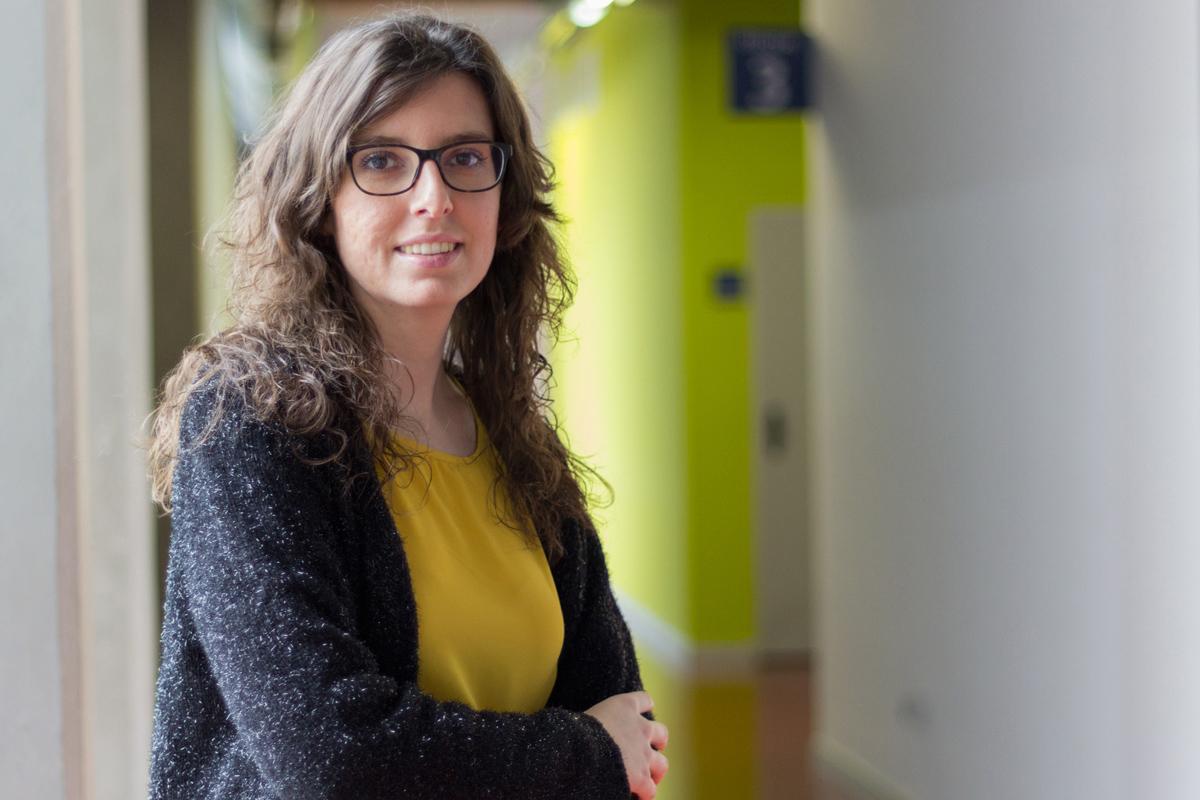 Laude Guardia, gestora del proyecto Desafío Bajozero.   FOTO: Fundación Ibercivis