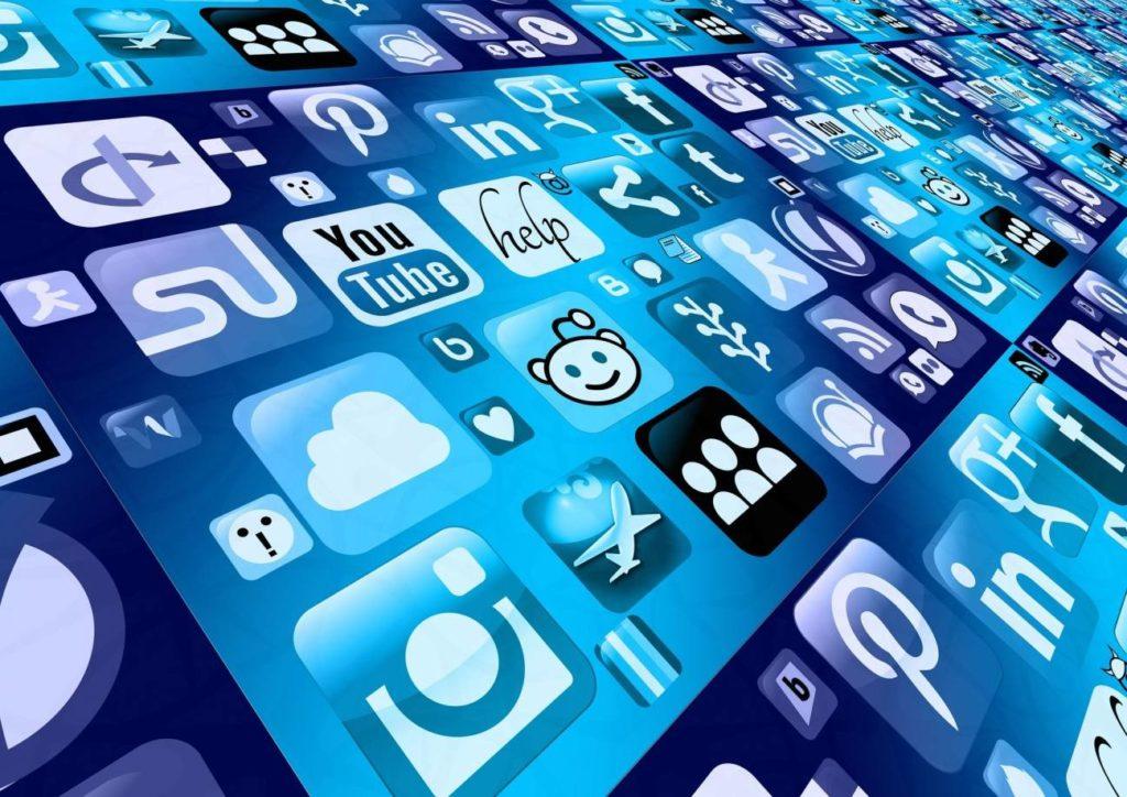 Aplicaciones móviles. | FOTO: Pixabay