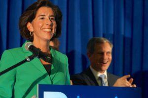 Gina Raimondo, secretaria de Comercio de EEUU.   FOTO: Anthony Ricci
