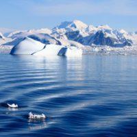 El hielo ártico alcanza un máximo de invierno preocupantemente bajo