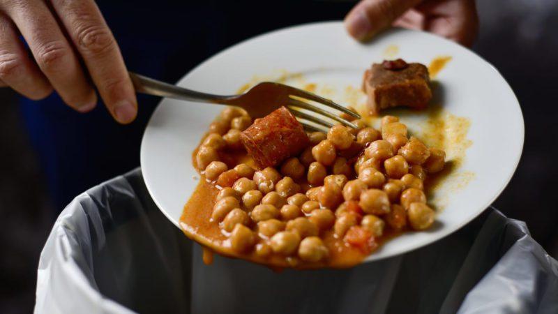 El 40% de la producción de alimentos mundial acaba en la basura