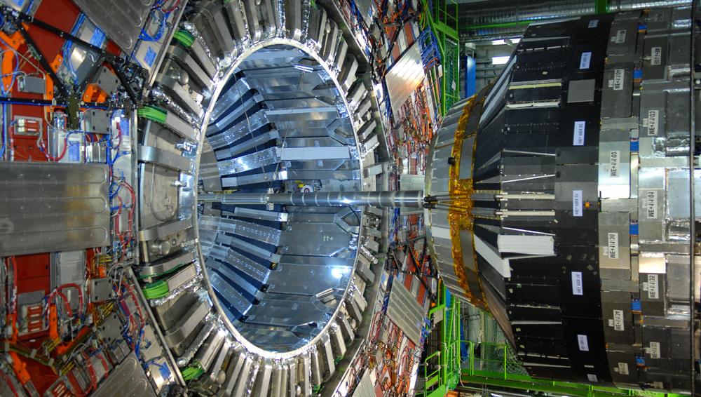 Instalaciones del CERN en Suiza, donde el físico Guido Tonelly participó en el equipo científico que descubrió el bosón de Higgs.   FOTO: DVisions