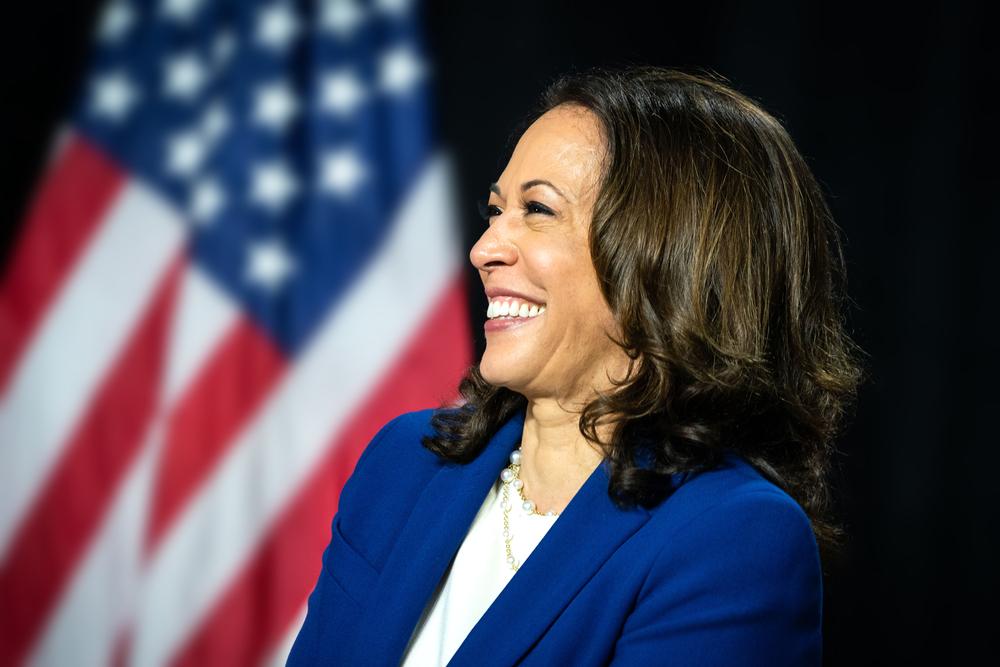 Kamala Harris, vicepresidenta de EEUU. FOTO: Numena Studios