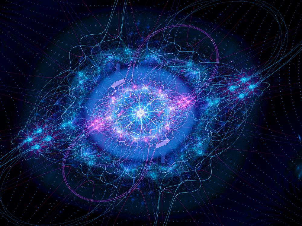 Representación del experimento para la búsqueda del bosón de Higgs.   FOTO: Sakkmersterke