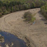 La crisis climática está alterando el caudal de los ríos en todo el mundo