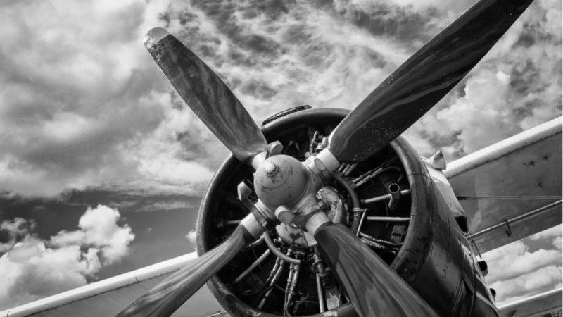 'Surcando los cielos', los pioneros neerlandeses de la aviación comercial
