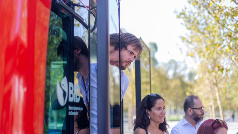 Un español a la cabeza de la movilidad sustentable en Chile