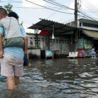 Las migraciones debido a inundaciones crecerán un 50%