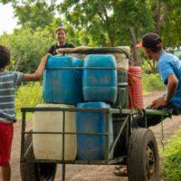 Medio millón de personas siguen sin agua en Nicaragua
