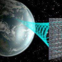 PRAM, el panel solar que enviará energía a la Tierra desde el espacio