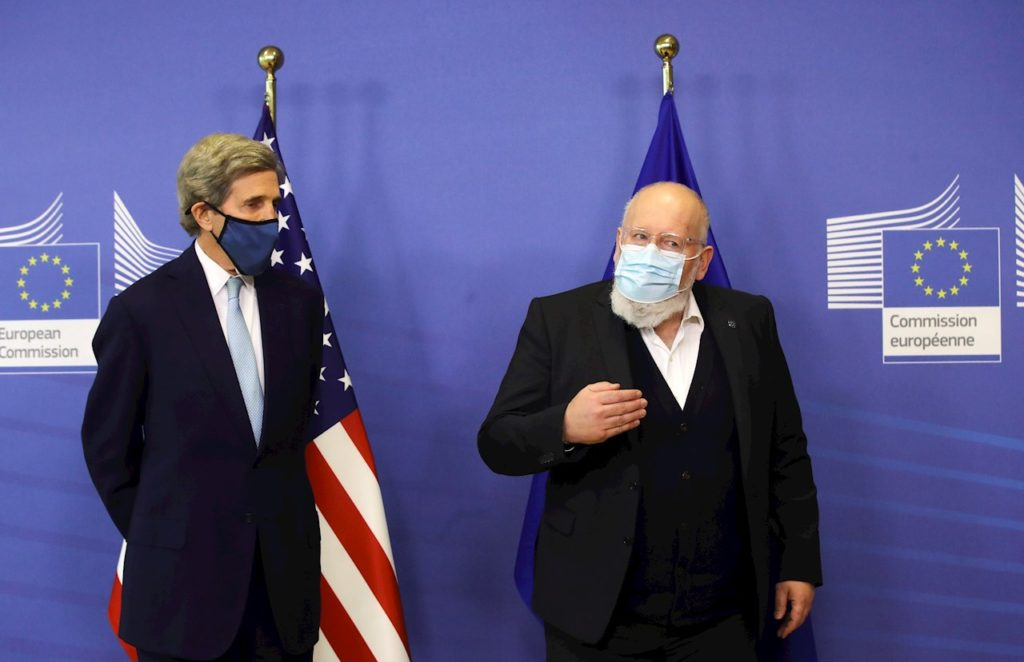 climatica, Kerry, Timmermans