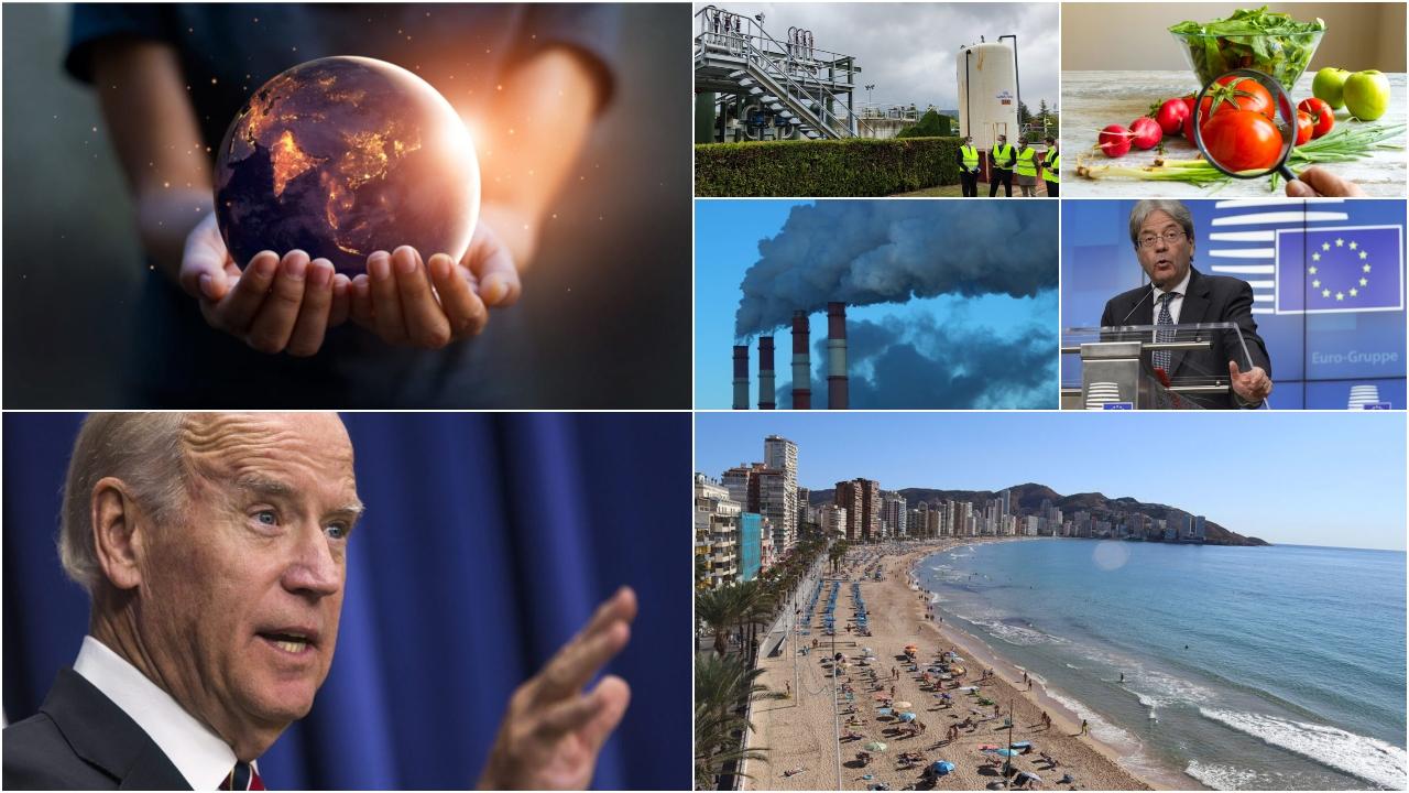Juntos, tenemos el poder de restaurar nuestra Tierra