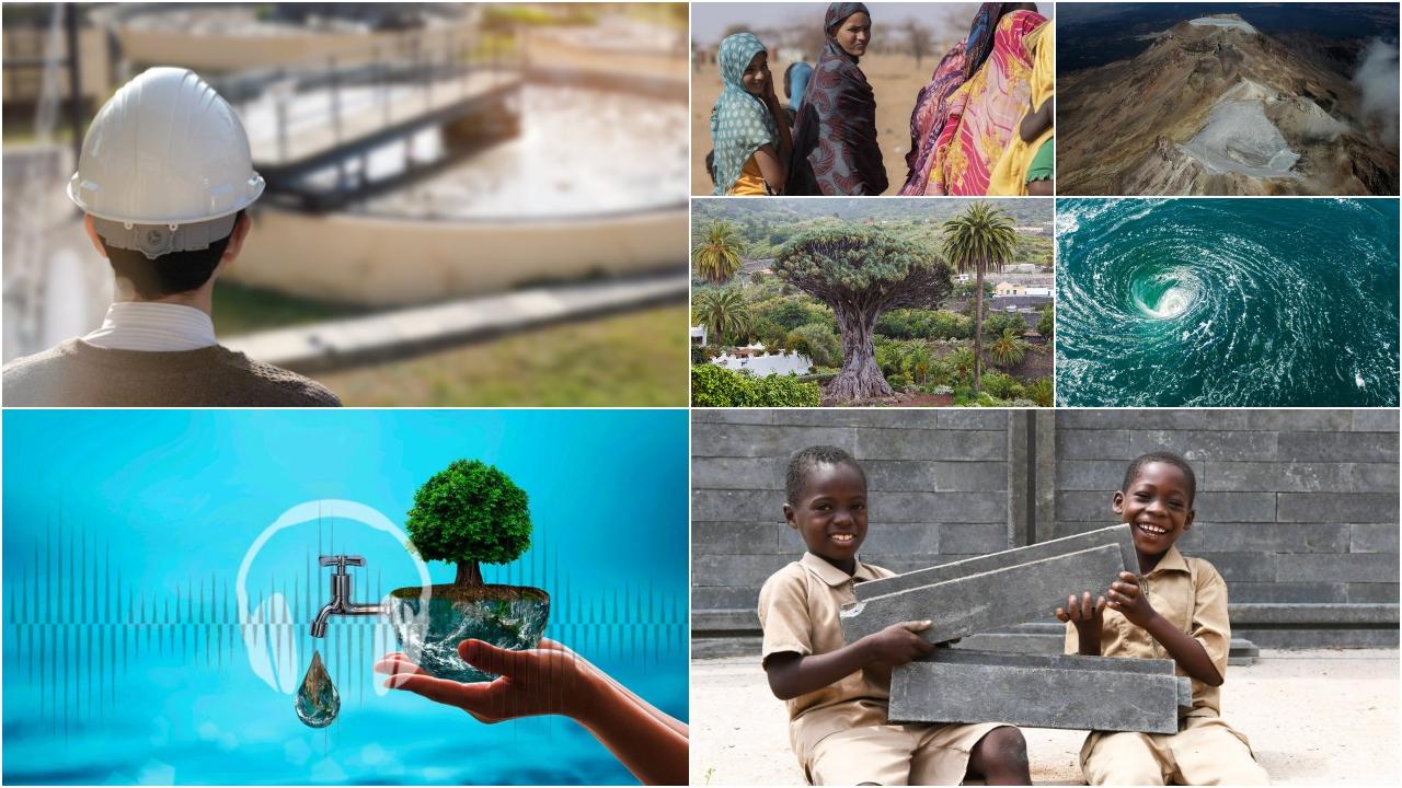 El agua: un sector con liderazgo