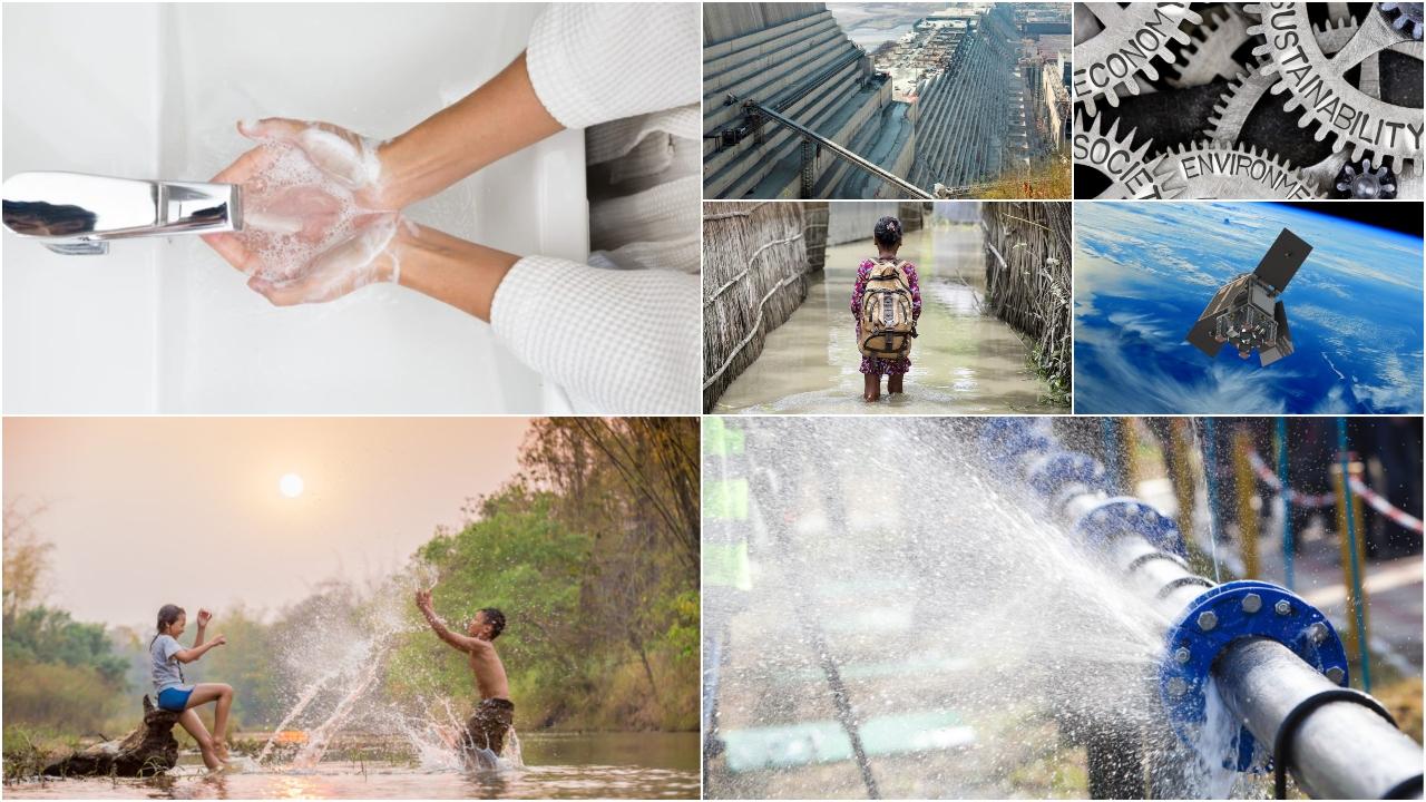 El agua, una fuente de salud que salva vidas