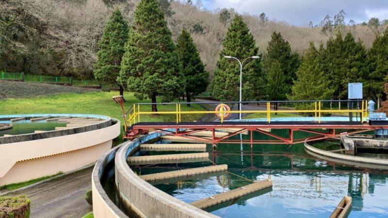 El proyecto TRIHSENS monitoriza en tiempo real la calidad del agua a la salida de la ETAP