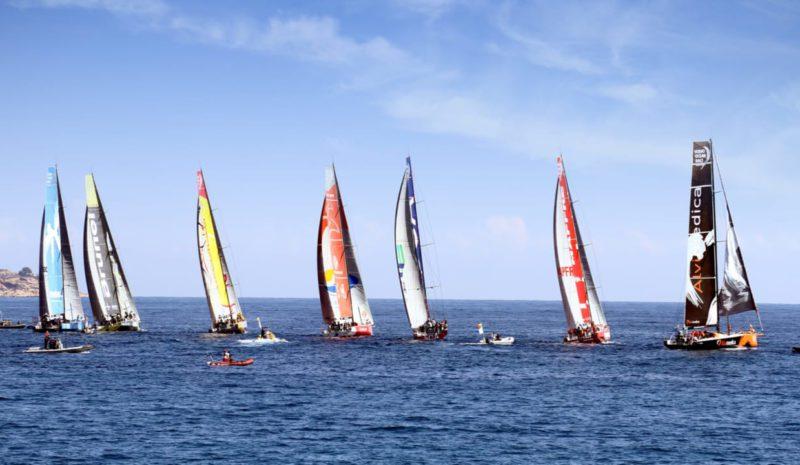 The Ocean Race recopilará datos del Mediterráneo