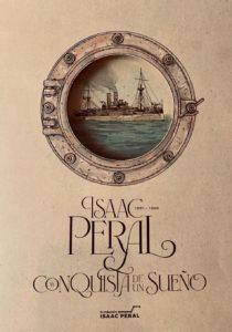 "Portada del cómic ""Isaac Peral, la conquista de un sueño"""