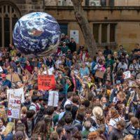 Solo el 25% de la población cree que superaremos el cambio climático