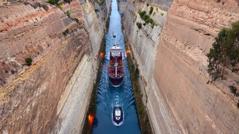 Los canales de navegación más largos del mundo