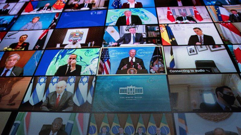 Los líderes del mundo muestran unidad en la Cumbre del Clima
