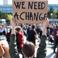 Para los europeos el cambio climático es el mayor problema global